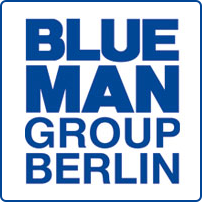 Blue Man Group Show in Berlin